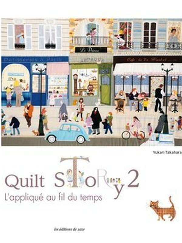 QUILT STORY 2