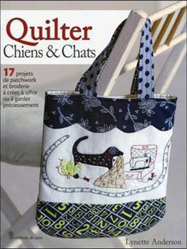 QUILTER CHIENS ET CHATS