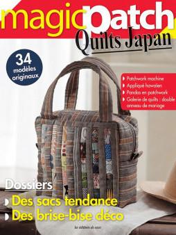QUILTS JAPAN n°24 - DES SACS TENDANCE