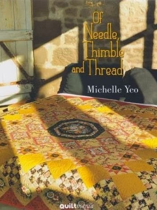 OF NEEDLE THIMBLE AND THREAD